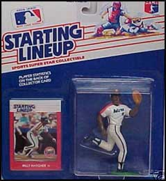 1988 Baseball Billy Hatcher Starting Lineup Picture