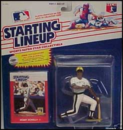 1988 Baseball Bobby Bonilla Starting Lineup Picture