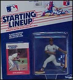 Chris Brown 1988 Baseball SLU Figure
