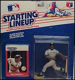 1988 Baseball Dave Winfield Starting Lineup Picture