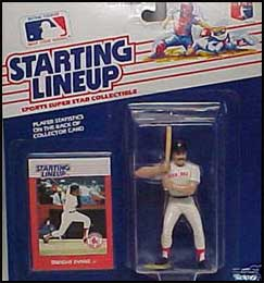 1988 Baseball Dwight Evans Starting Lineup Picture