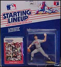 1988 Baseball Frank Viola Starting Lineup Picture