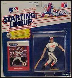 1988 Baseball Fred Lynn Starting Lineup Picture