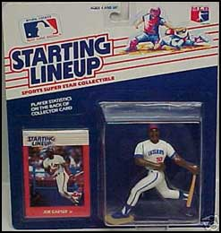 1988 Baseball Joe Carter Starting Lineup Picture