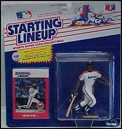 1988 Baseball Kevin Bass Starting Lineup Picture