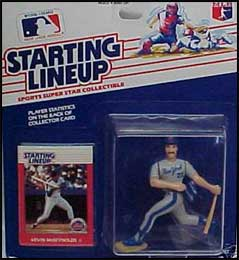 1988 Baseball Kevin McReynolds Starting Lineup Picture