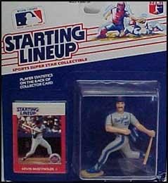 Kevin McReynolds 1988 Baseball SLU Figure