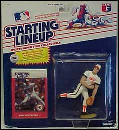 1988 Baseball Mike Boddicker Starting Lineup Picture