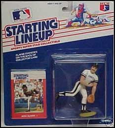 1988 Baseball Mike Dunne Starting Lineup Picture