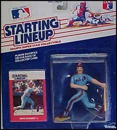 Mike Schmidt 1988 Baseball SLU Figure