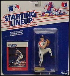 1988 Baseball Nolan Ryan Starting Lineup Picture