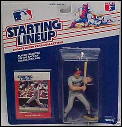 1988 Baseball Ozzie Guillen Starting Lineup Picture