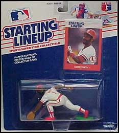 1988 Baseball Ozzie Smith Starting Lineup Picture