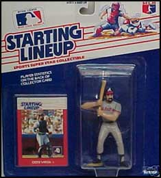 Ozzie Virgil 1988 Baseball SLU Figure