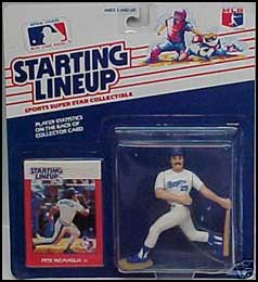 1988 Baseball Pete Incaviglia Starting Lineup Picture