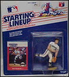 1988 Baseball Rick Reuschel Starting Lineup Picture