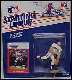 1988 Baseball Rick Reuschel Starting Lineup Picture