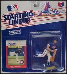 1988 Baseball Rick Sutcliffe Starting Lineup Picture