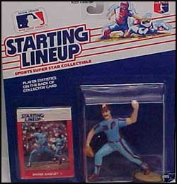 1988 Baseball Shane Rawley Starting Lineup Picture