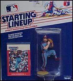 Steve Bedrosian 1988 Baseball SLU Figure