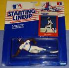 1988 Baseball Tim Raines Starting Lineup Picture