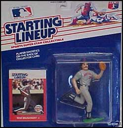 1988 Baseball Tom Brunansky Starting Lineup Picture