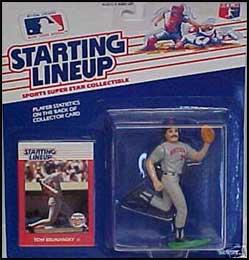 1988 Baseball Tom Brunansky Starting Lineup Picture
