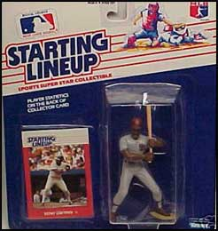 1988 Baseball Tony Gwynn Starting Lineup Picture