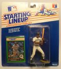 1989 Baseball Alvin Davis Starting Lineup Picture