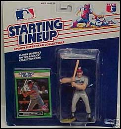 1989 Baseball Brook Jacoby Starting Lineup Picture