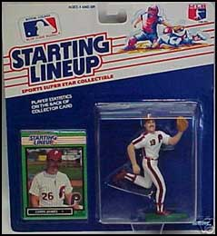 Chris James 1989 Baseball SLU Figure