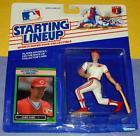 1989 Baseball Chris Sabo Starting Lineup Picture