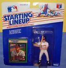 1989 Baseball Dale Murphy Starting Lineup Picture