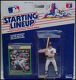 1989 Baseball Damon Berryhill Starting Lineup Picture