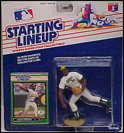 1989 Baseball Dave Parker Starting Lineup Picture