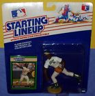 1989 Baseball Dave Stewart Starting Lineup Picture