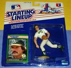 1989 Baseball Dennis Eckersley Starting Lineup Picture