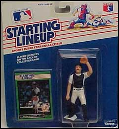 1989 Baseball Don Slaught Starting Lineup Picture