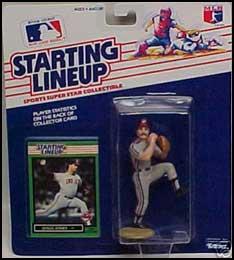 1989 Baseball Doug Jones Starting Lineup Picture