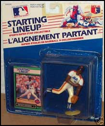 1989 Baseball Dwight Gooden Starting Lineup Picture