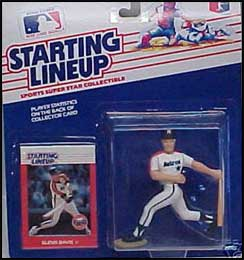 1989 Baseball Glenn Davis Starting Lineup Picture