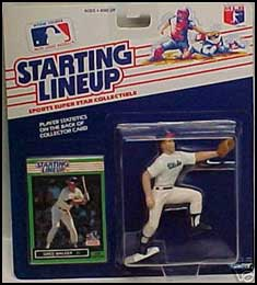 1989 Baseball Greg Walker Starting Lineup Picture