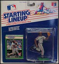1989 Baseball Joe Carter Starting Lineup Picture
