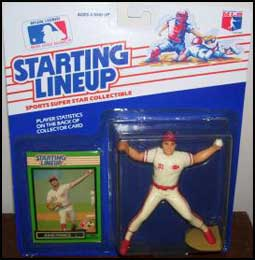 1989 Baseball John Franco Starting Lineup Picture