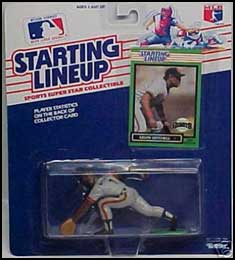 1989 Baseball Kevin Mitchell Starting Lineup Picture