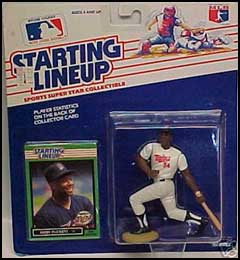 1989 Baseball Kirby Puckett Starting Lineup Picture