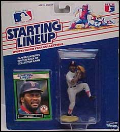 1989 Baseball Lee Smith Starting Lineup Picture