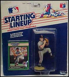 1989 Baseball Mike Henneman Starting Lineup Picture