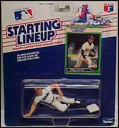 1989 Baseball Ozzie Guillen Starting Lineup Picture