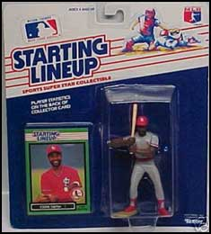 1989 Baseball Ozzie Smith Starting Lineup Picture